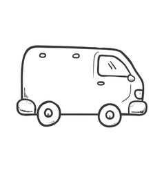 Car icon transportation design graphic vector
