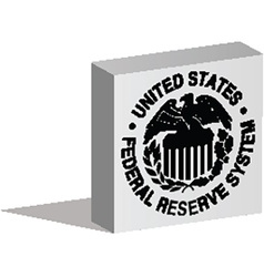 Federal reserve system vector