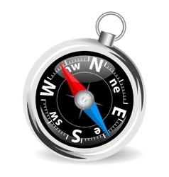 The steel compass vector