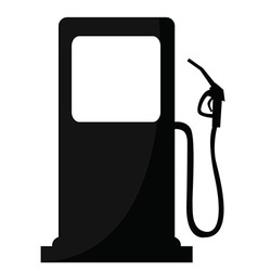 Fuel pump icon vector