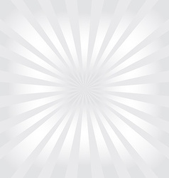 White rays on gray background abstract background vector