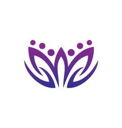 Abstract logo vector