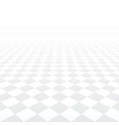 Perspective tiled floor vector