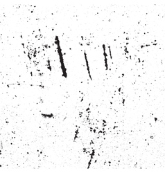 Driped Grunge Texture vector image