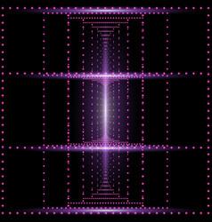 halftone pattern vector image vector image