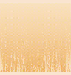 peach background with stains vector image vector image