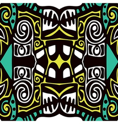 The abstract pattern vector