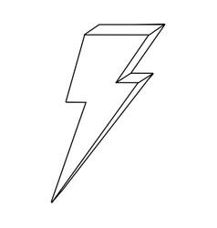 Ray energy symbol vector