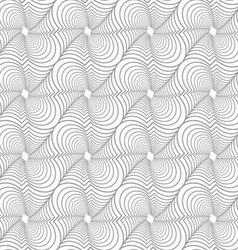 Slim gray diagonal marrakesh twisted grid vector