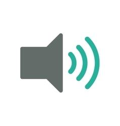 Music volume control vector