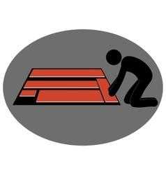 Floor laying vector