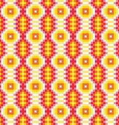 Colourful ethnic ornamental patterns mexican vector