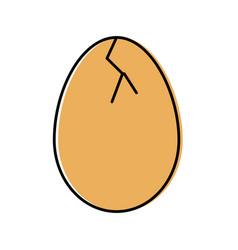 Egg icon image vector