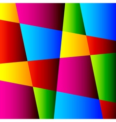 Abstract bright colorful geometric background vector