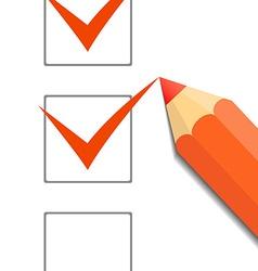 Pencil Stock vector image