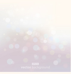 soft colored abstract purple background vector image vector image