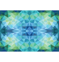 Low poly seamless pattern vector