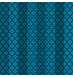Blue oriental striped seamless pattern vector