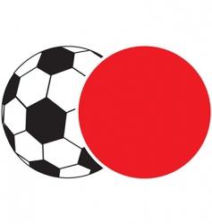 ball vector image