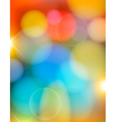 Colorful holiday abstract backgrounds vector