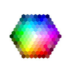 Mixing color vector