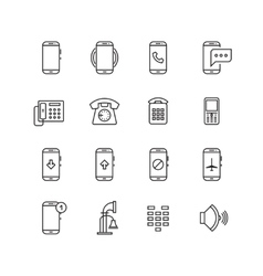 Phone telephone smartphone devices and vector