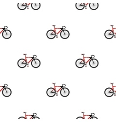 Bicycle icon cartoon Single sport icon from the vector image