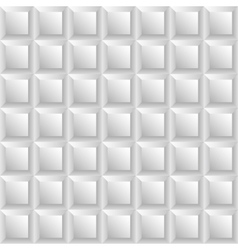 volumetric geometric pattern vector image