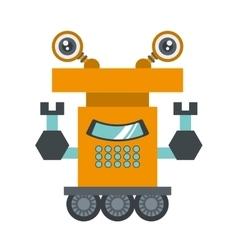 Robot operator technology artificial vector