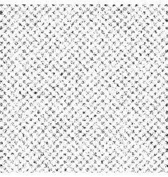 Black and white speckled pattern vector image