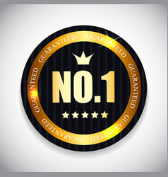 No1 golden label vector