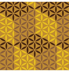 FlowerOfLifeXCubesX vector image