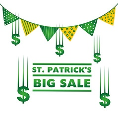 Saint patricks sale design vector