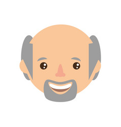 character man male family vector image