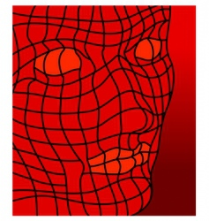 face vector image vector image