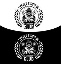 Street fighting vector