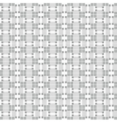 Seamless textile quilt pattern vector image vector image