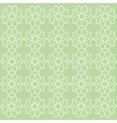 green geometric background patterns icon vector image