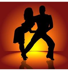 Hot Latino Dance vector image