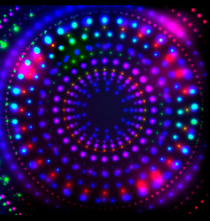 disco night banner vector image vector image