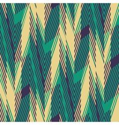 Geometric print vector