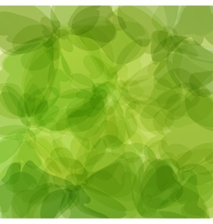 Green background watercolor painting vector