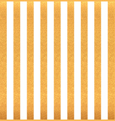 gold vertical stripes on white background vector image vector image