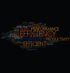 Efficient word cloud concept vector