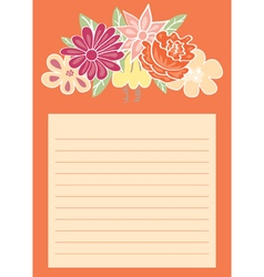 Note page vector