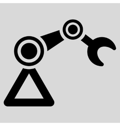 Manipulator icon from Business Bicolor Set vector image