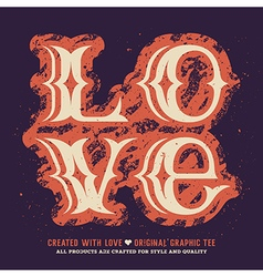 Love 003 vector image vector image