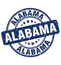 Alabama stamp vector