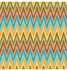 Zig-zag background vector image