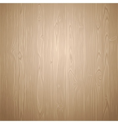 Light Wood Seamless Pattern Texture vector image